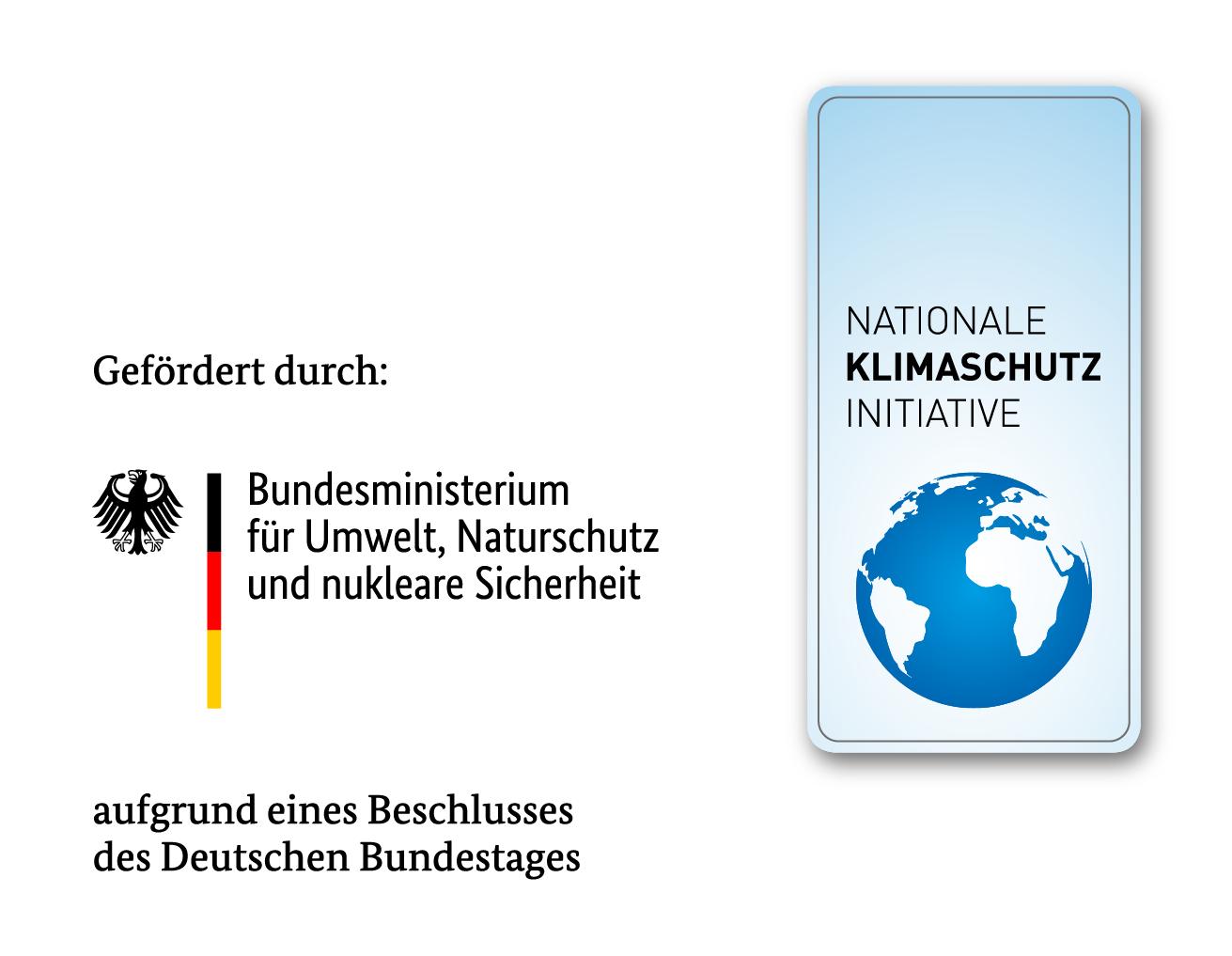 Logo BMU und NKI